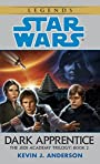 Dark Apprentice (Star Wars: The Jedi Academy Trilogy, Vol. 2) - Kevin J. Anderson