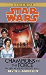 Champions Of The Force: Signed - Kevin Anderson and George Lucas
