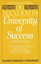 Og Mandino's University of Success by Og…