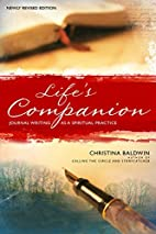 Life's Companion: Journal Writing as a…