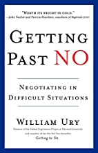 Getting Past No: Negotiating in Difficult…