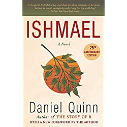 ishmael daniel quinn Get this from a library ishmael [daniel quinn] -- a man and a great ape conduct a series of philosophical conversations in a work that presents a new vision of evolution and humankind and asks the question: does the earth belong to humans, or do.