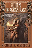 Stackpole, Michael A.: When Dragons Rage (The Dragoncrown War Cycle, Book 2)