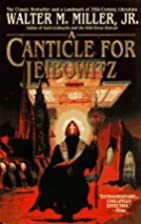 A Canticle for Leibowitz by Jr. Walter M.…