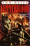 Deitz, Tom: Summerblood: A Tale of Eron