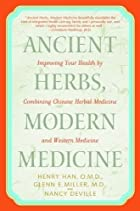 Ancient Herbs, Modern Medicine: Improving…