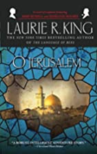 O Jerusalem (Mary Russell Novels) by Laurie…