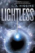 Lightless by C. A. Higgins