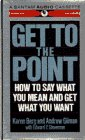 Get To the Point by Karen Berg