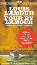 Four by L'Amour: Boxed Set (Louis L'Amour)…