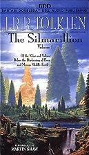 The Silmarillion, Vol. 1 {audiobook} by J.…