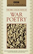 War Poetry Collection (BBC Radio Presents)…