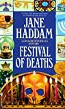 Haddam, Jane: A Festival of Deaths (Gregor Demarkian Series)