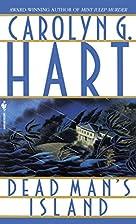 Dead Man's Island by Carolyn G. Hart