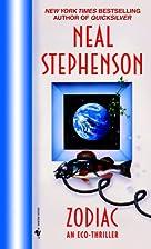 Zodiac by Neal Stephenson