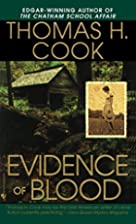 Evidence of Blood by Thomas H. Cook