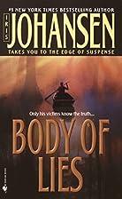 Body Of Lies by Iris Johansen