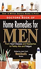The Doctors Book of Home Remedies for Men:…
