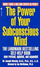 The Power of Your Subconscious Mind by…