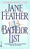 Feather, Jane: The Bachelor List