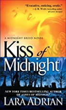 Kiss of Midnight (The Midnight Breed, Book…