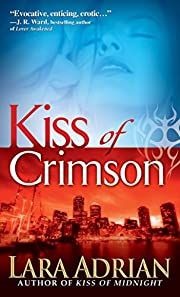 Kiss of Crimson (The Midnight Breed, Book 2)…
