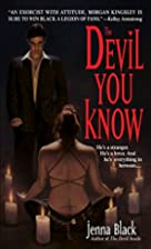 The Devil You Know (Morgan Kingsley,…