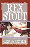 Stout, Rex: Curtains for Three
