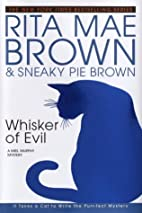 Whisker of Evil: A Mrs. Murphy Mystery by…