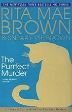 The Purrfect Murder by Rita Mae Brown
