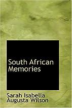 South African Memories Social, Warlike &…
