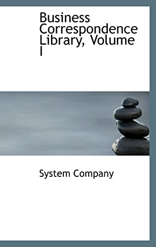 business-correspondence-library-volume-i
