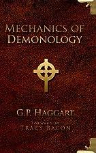 Mechanics of Demonology by G.P. Haggart