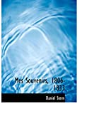 Stern, Daniel: Mes Souvenirs, 1806-1833 (Large Print Edition) (French Edition)