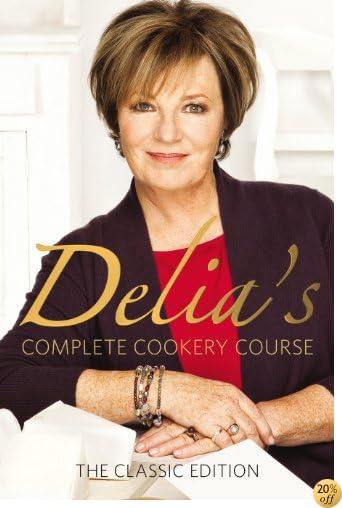 TDelia's Complete Cookery Course (Vol 1-3)