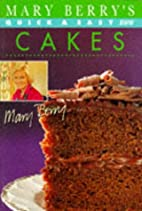 Quick & easy cakes by Mary Berry