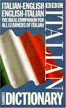 BBC Italian Learner's Dictionary by Various