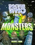 David J. Howe: Doctor Who: A Book of Monsters (Doctor Who (BBC Hardcover))