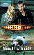 Doctor Who: Monsters Inside by Stephen Cole