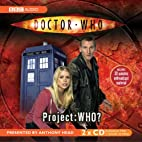 Project: WHO? by Anthony Head