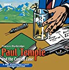 Paul Temple and the Conrad Case by Francis…