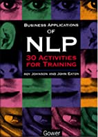 Business Applications of NLP: 30 Activities…