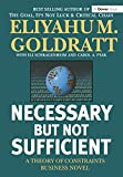Goldratt, Eliyahu M.: Necessary but Not Sufficient: A Theory of Constraints Business Novel