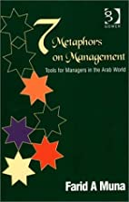 Seven Metaphors on Management: Tools for…