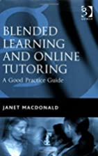 Blended Learning And Online Tutoring: A Good…