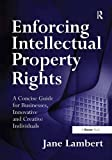 Lambert, John: Intellectual Property Enforcement