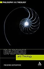 Badiou and Theology (Philosophy and…