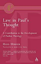 Law In Paul's Thought (Academic Paperback)…