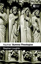 Aquinas' Summa Theologiae by Stephen J.…