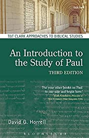 An Introduction to the Study of Paul (T&T…